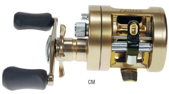 мультипликаторная катушка tica caiman cm